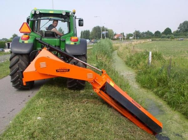 Verge Mowers ZF2 | Superb Horticulture